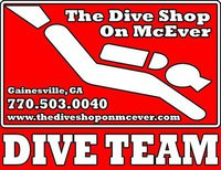 The Dive Shop On McEver